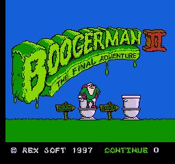 Boogerman II (Rex_Soft)